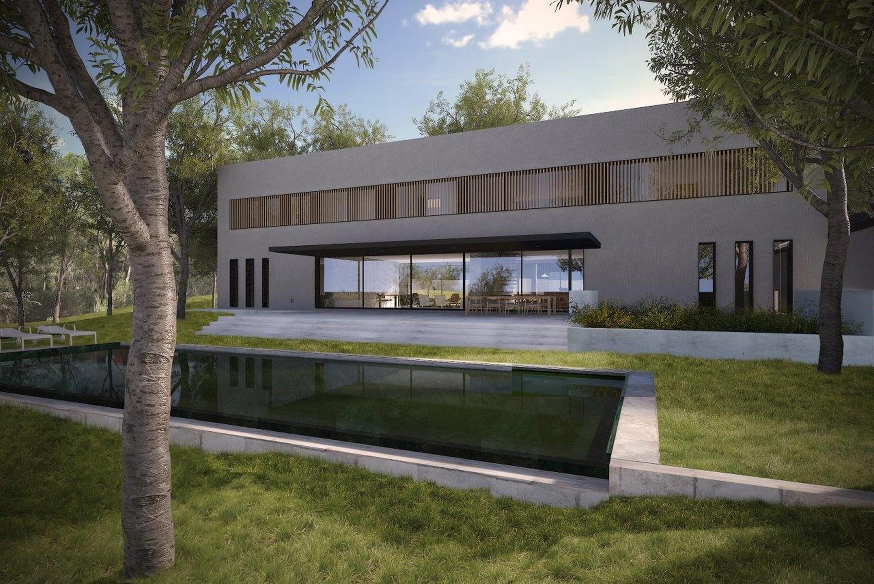 Nhà ở một gia đình vì Bán tại New build modern-style villa in Santa Ponsa Santa Ponsa, Mallorca 07157 Tây Ban Nha