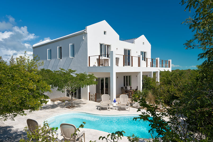 Single Family Home for Sale at Villa Blanca Ocean View Cheshire Hall, Providenciales TCI BWI Turks And Caicos Islands