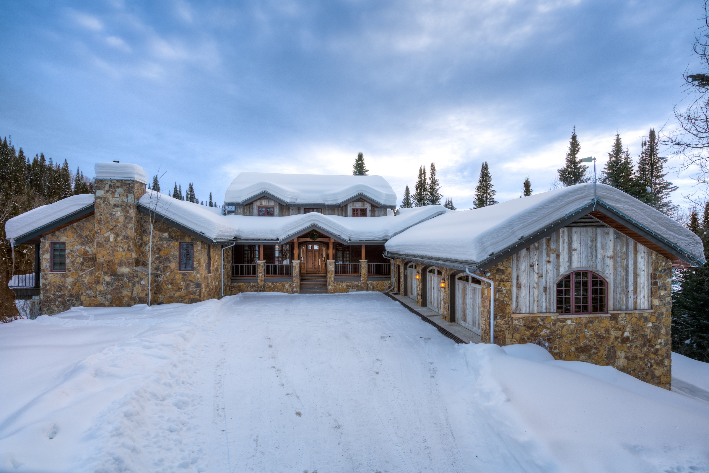 Single Family Home for Sale at Strawberry Park Jewel 32375 County Road 38 Steamboat Springs, Colorado, 80487 United States
