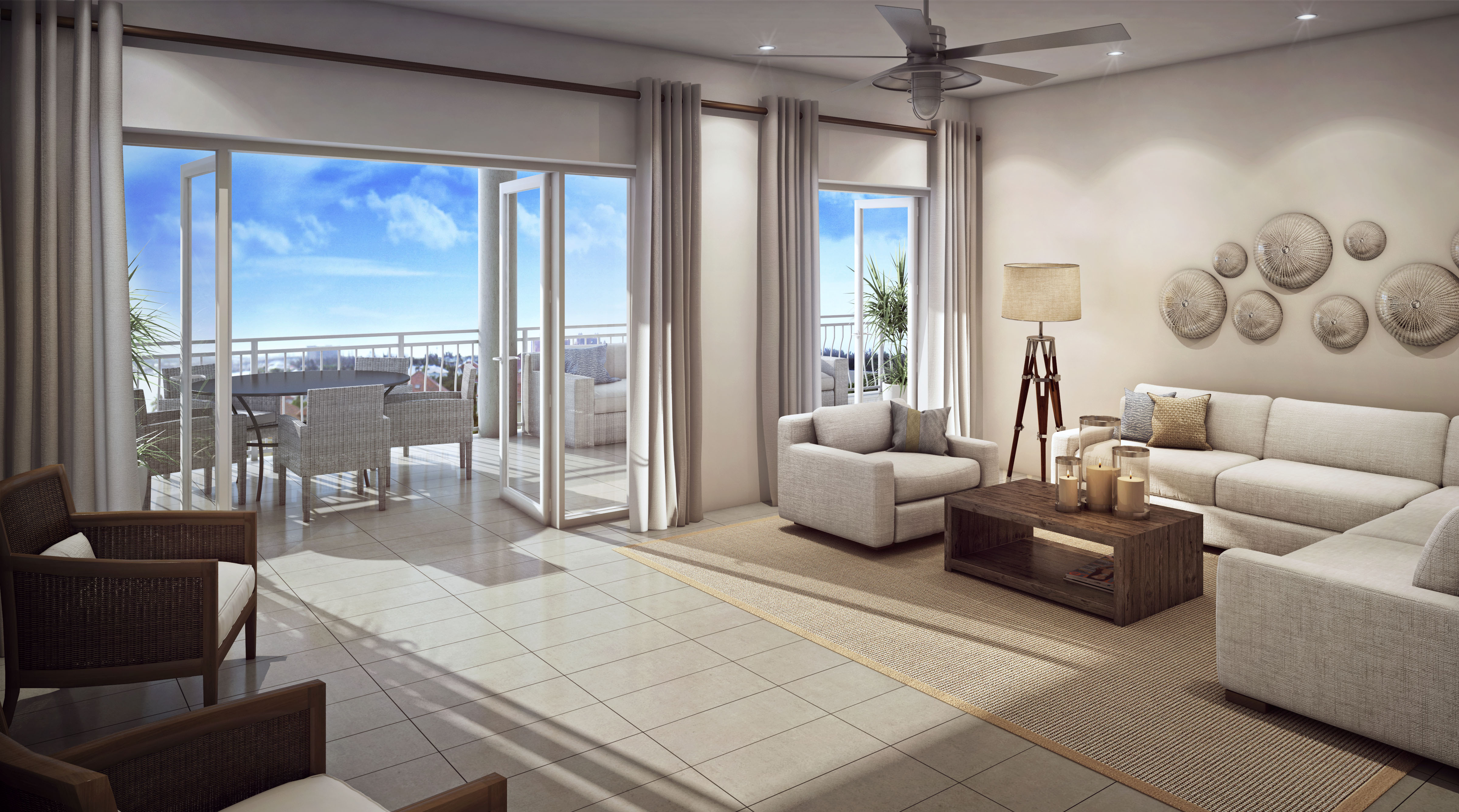 sales property at One Ocean, Unit 409