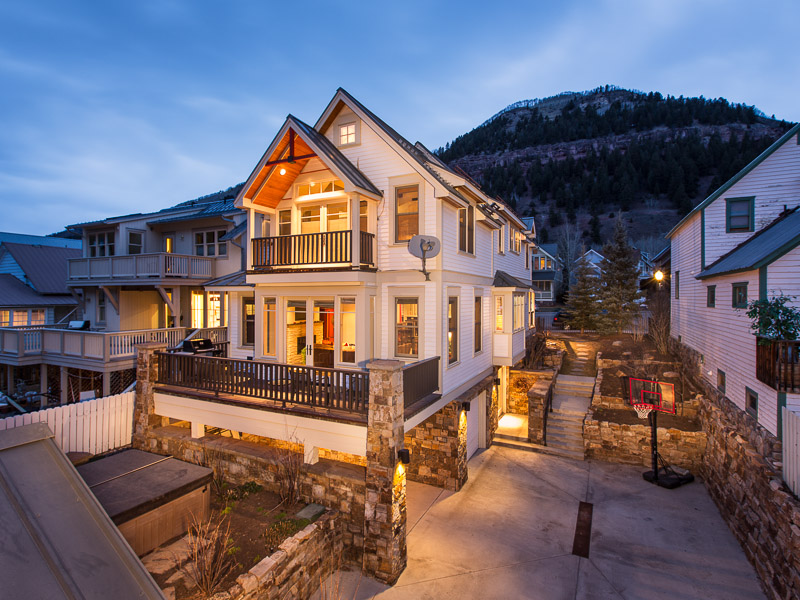 Single Family Home for Sale at 522 W Colorado Avenue Telluride, Colorado 81435 United States