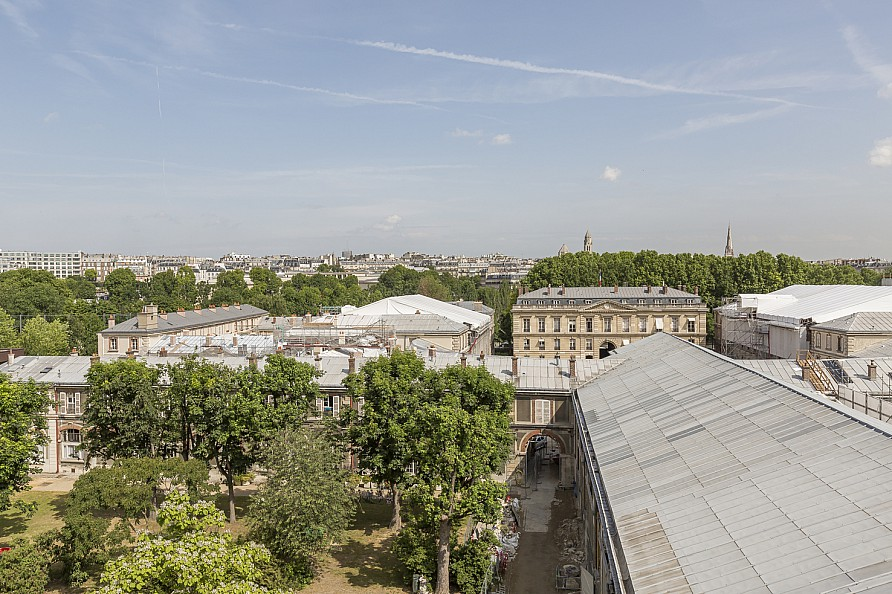 Property For Sale at Panoramic view onto Paris
