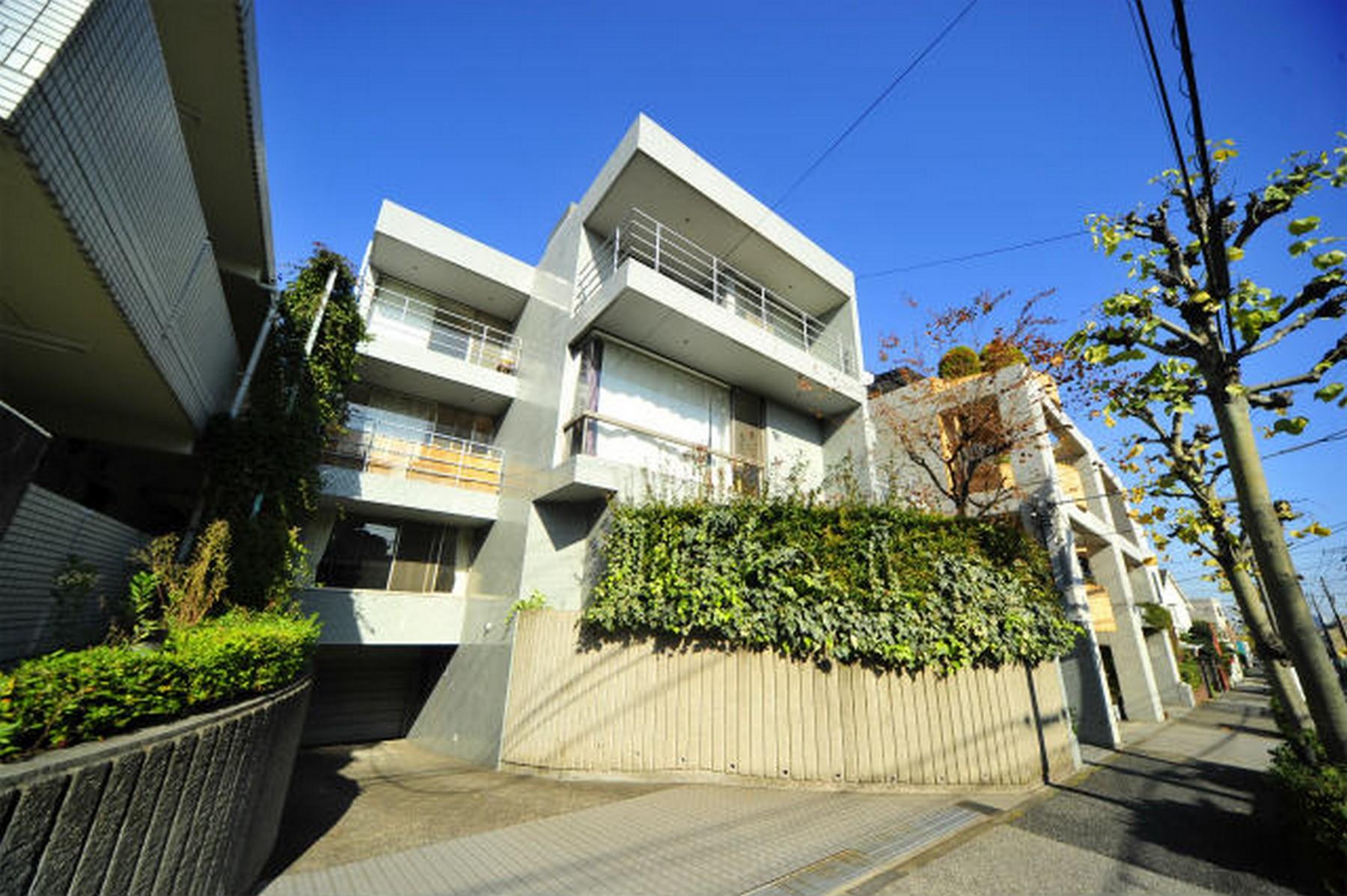 Maison unifamiliale pour l Vente à Raffine 029 Meguro, Meguro-Ku, Tokyo Japon