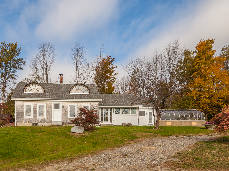 Single Family Home for Sale at Stagecoach Road Liberty, Maine 04949 United States