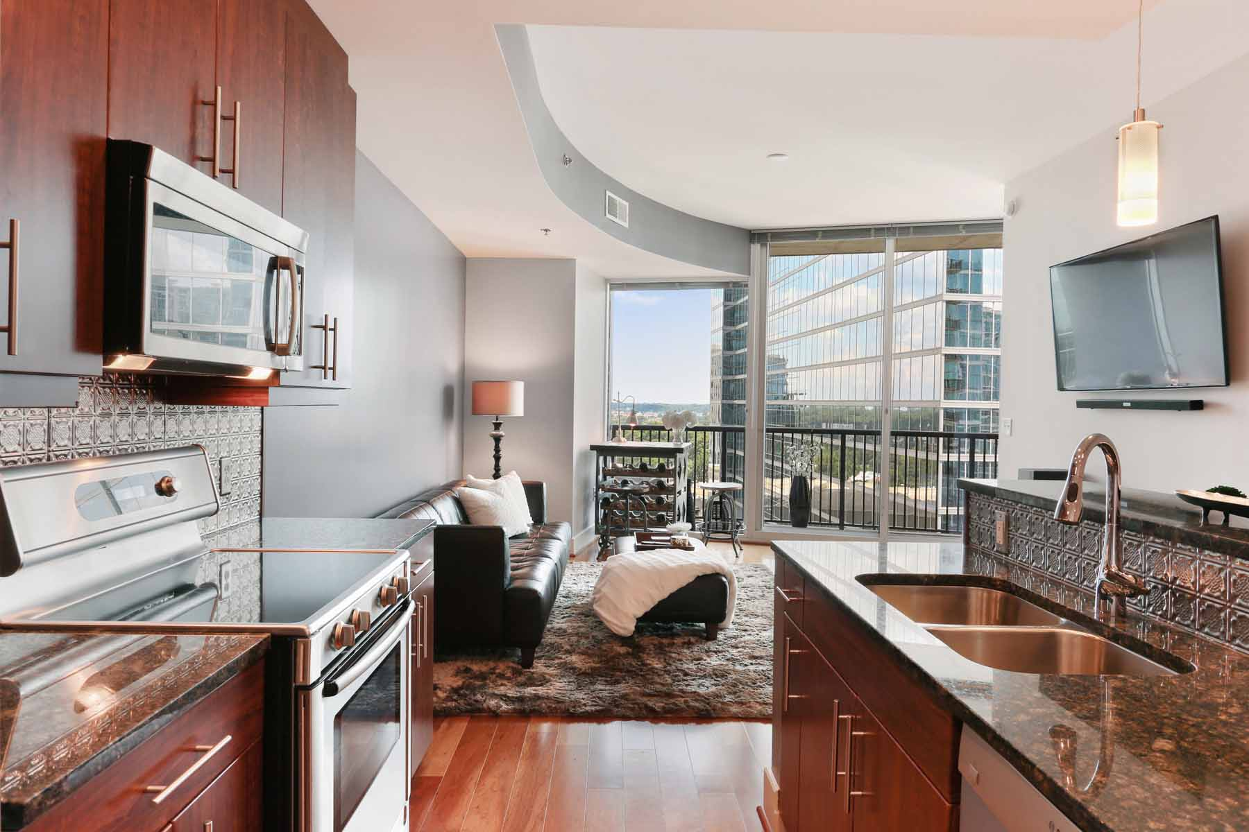 sales property at Stunning Midtown Condo in Sought-After 1010 Building