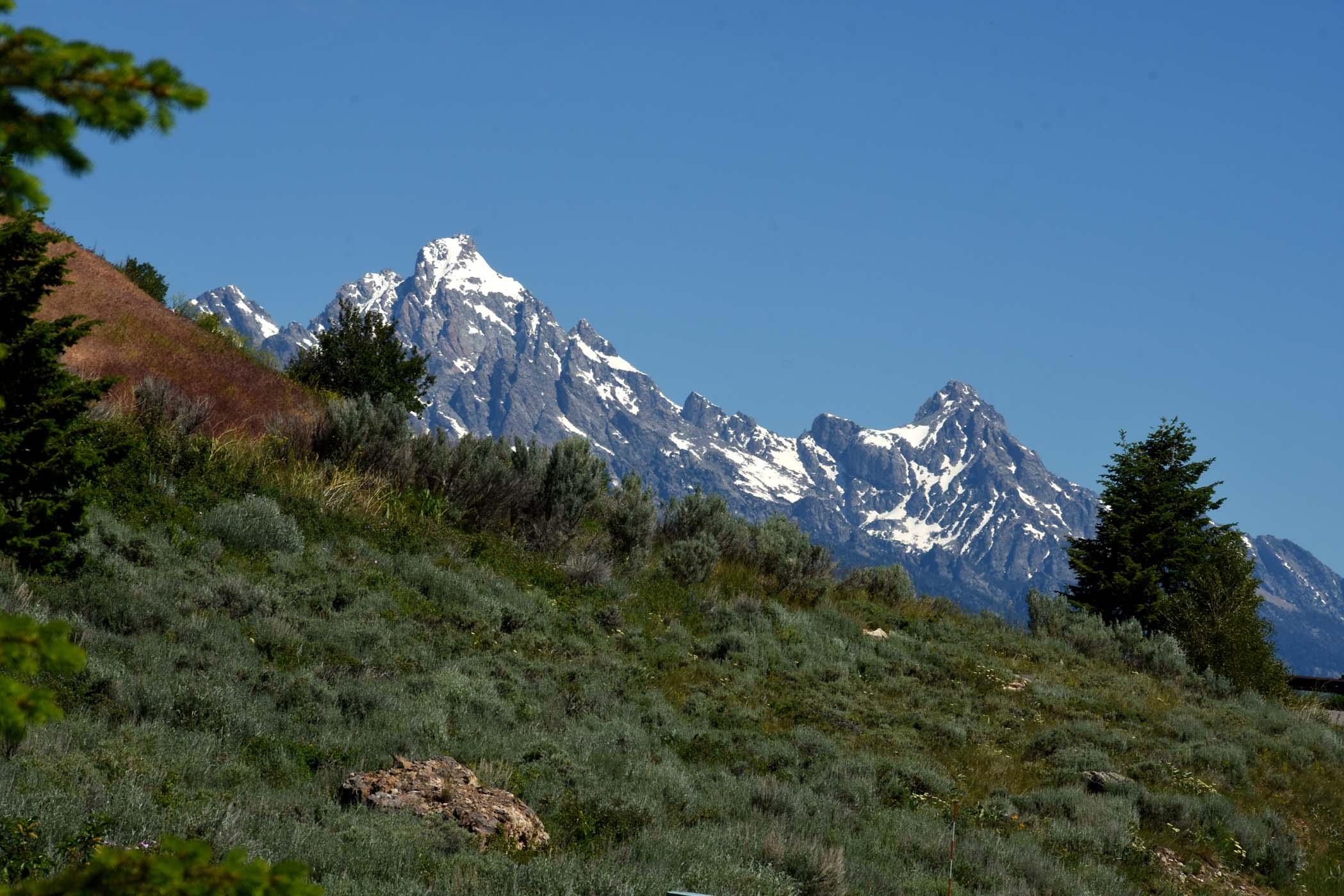 Terrain pour l Vente à European Alpine Character Lot W Saddle Butte Dr Jackson, Wyoming, 83001 Jackson Hole, États-Unis