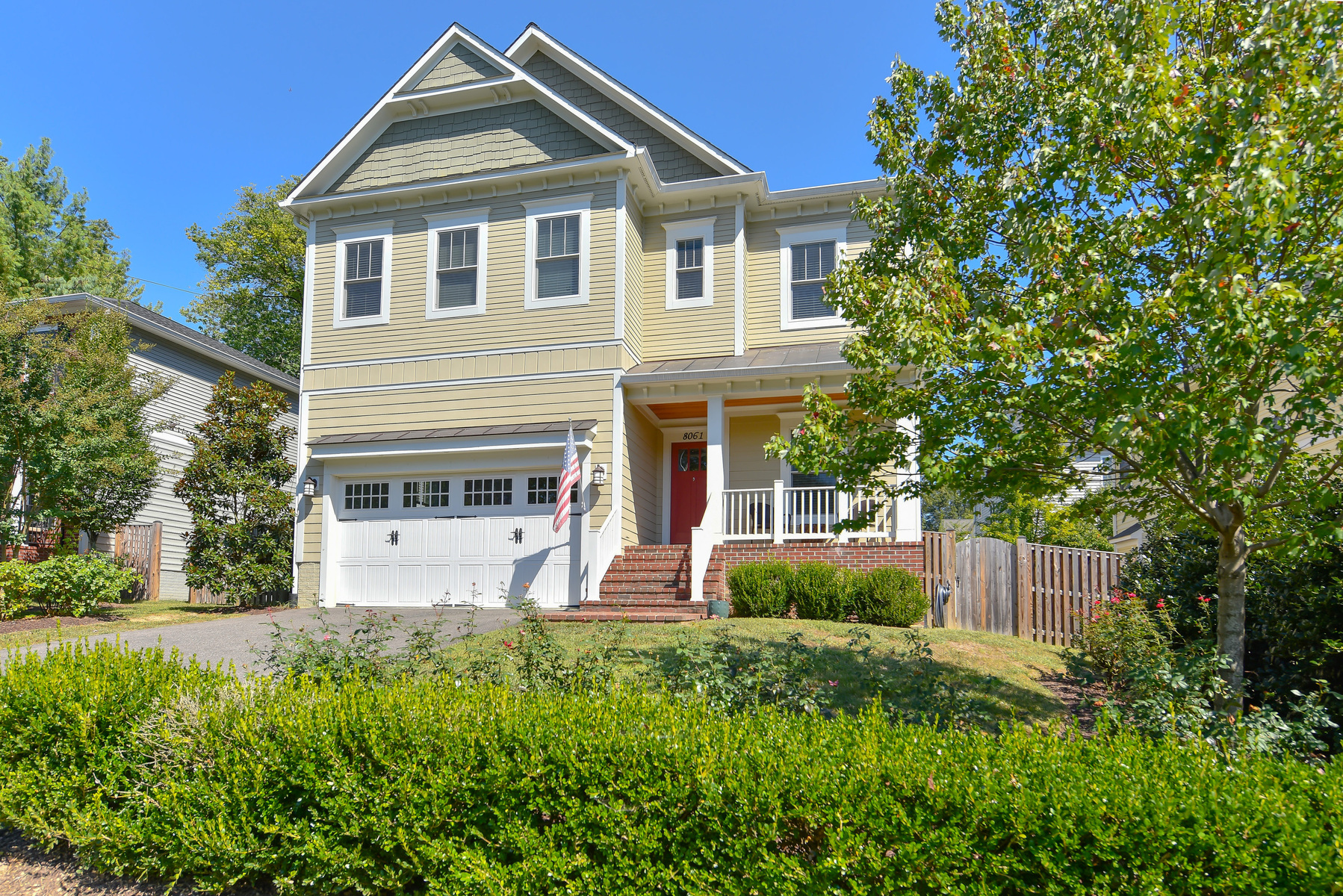 Single Family Home for Rent at Hollin Hall Village 8061 Fairfax Rd Alexandria, Virginia 22308 United States