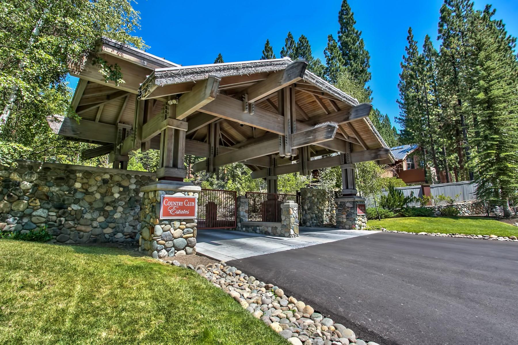Terrain pour l Vente à 230 Estates Drive Mill Creek, Incline Village, Nevada 89451 États-Unis