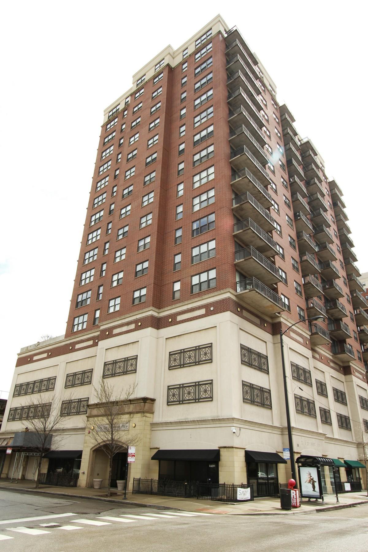 コンドミニアム のために 売買 アット Best View In The South Loop! 5 E 14th Place Unit 605 Near South Side, Chicago, イリノイ, 60605 アメリカ合衆国