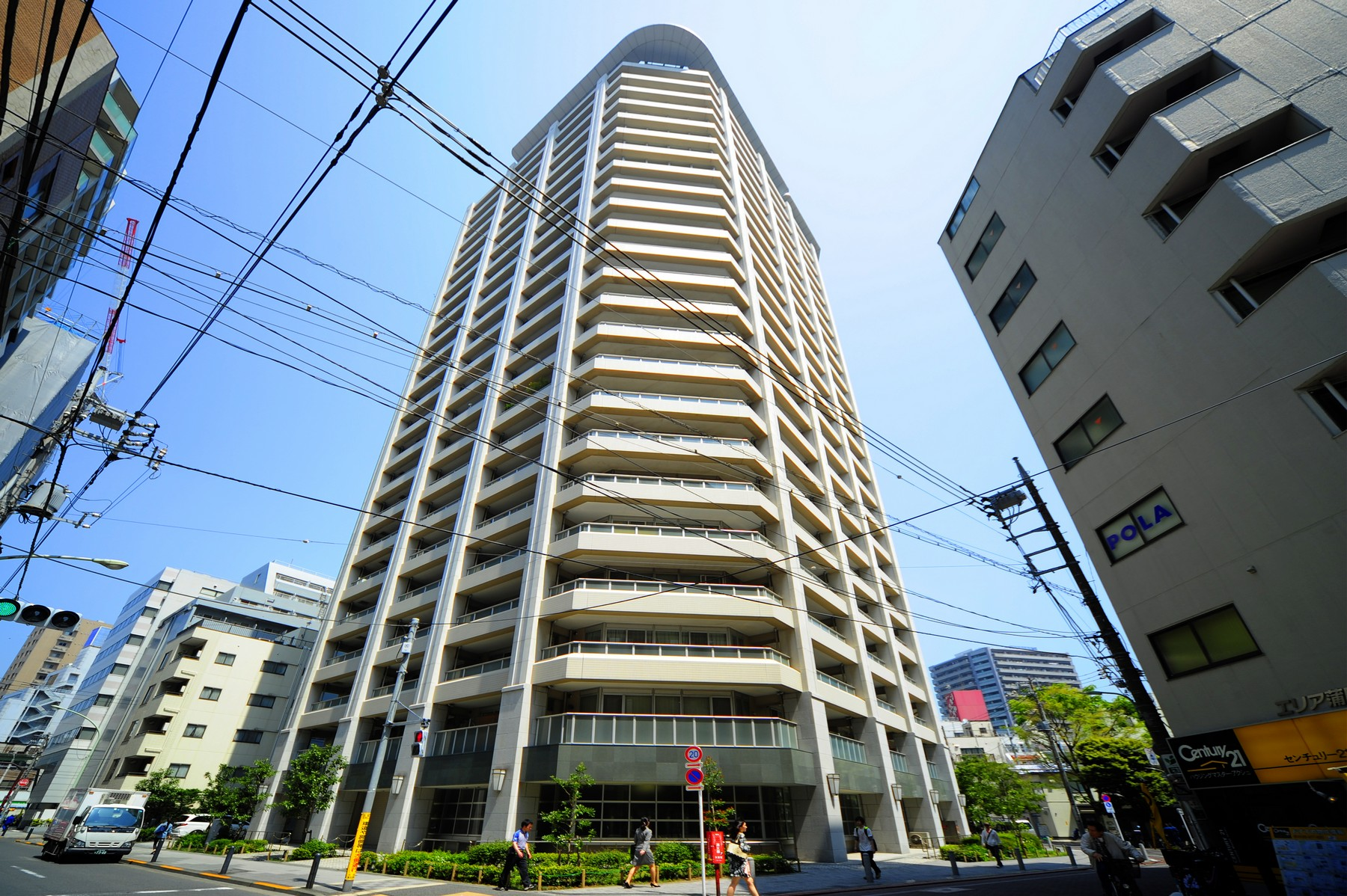 Apartment for Sale at Park Tower Tokyo Front Ota Ku, Tokyo Japan