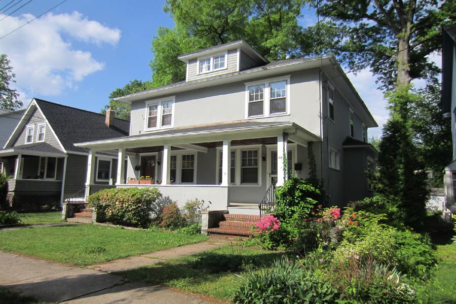 共管式独立产权公寓 为 销售 在 Every Convenience! 48 Wilton Street Princeton, 新泽西州 08540 美国