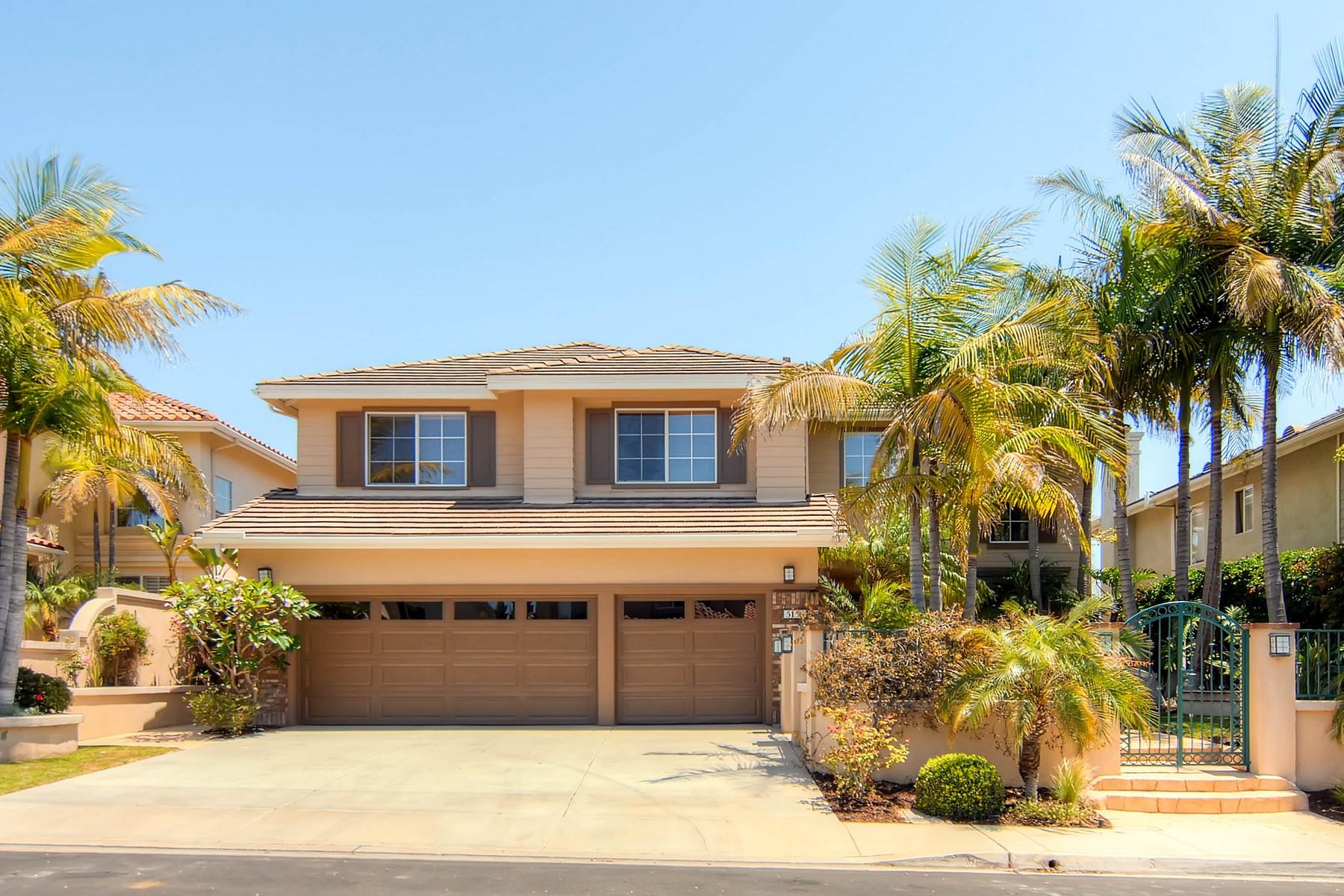Casa Unifamiliar por un Venta en 5156 Seashell Place San Diego, California 92130 Estados Unidos