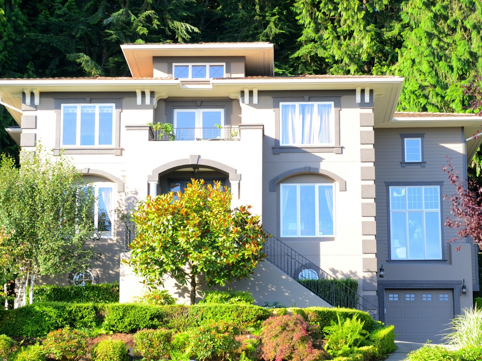 Single Family Home for Sale at Mediterranean Inspired Home with Views 18477 NW Village Park Dr Montreux, Issaquah, Washington 98027 United States