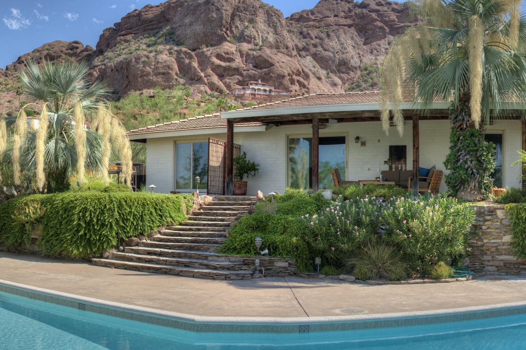 Land für Verkauf beim Opportunity to live in the Best location in town with Spectacular Mountain Views 4905 E WHITE GATES DR 12 Phoenix, Arizona 85018 Vereinigte Staaten