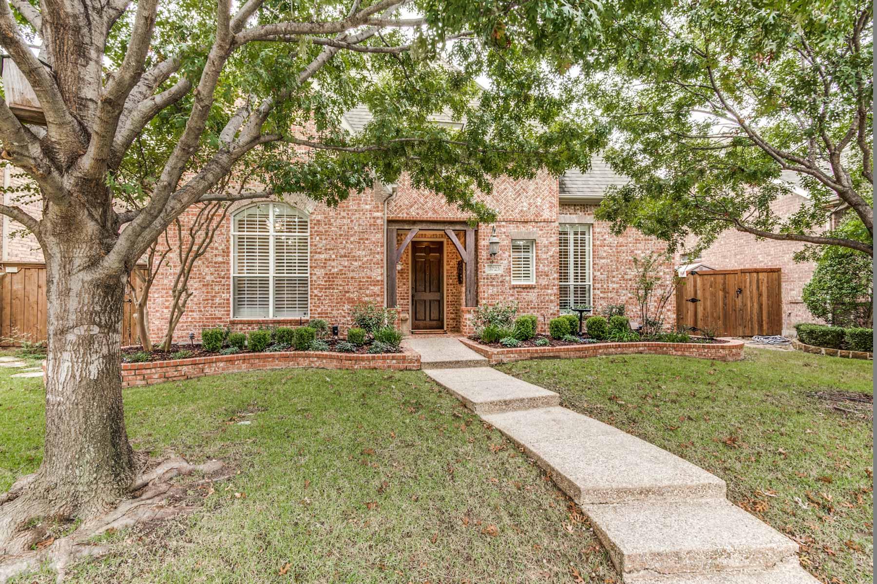 Einfamilienhaus für Verkauf beim Stewar Creek, Frisco: Traditiona, 1 Story 3725 Navarro Way Frisco, Texas, 75034 Vereinigte Staaten