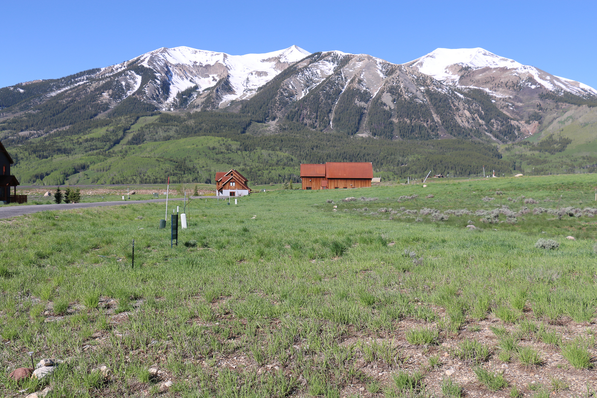 Land for Sale at Exceptional Property 17 Chestnut Lane Crested Butte, Colorado 81224 United States