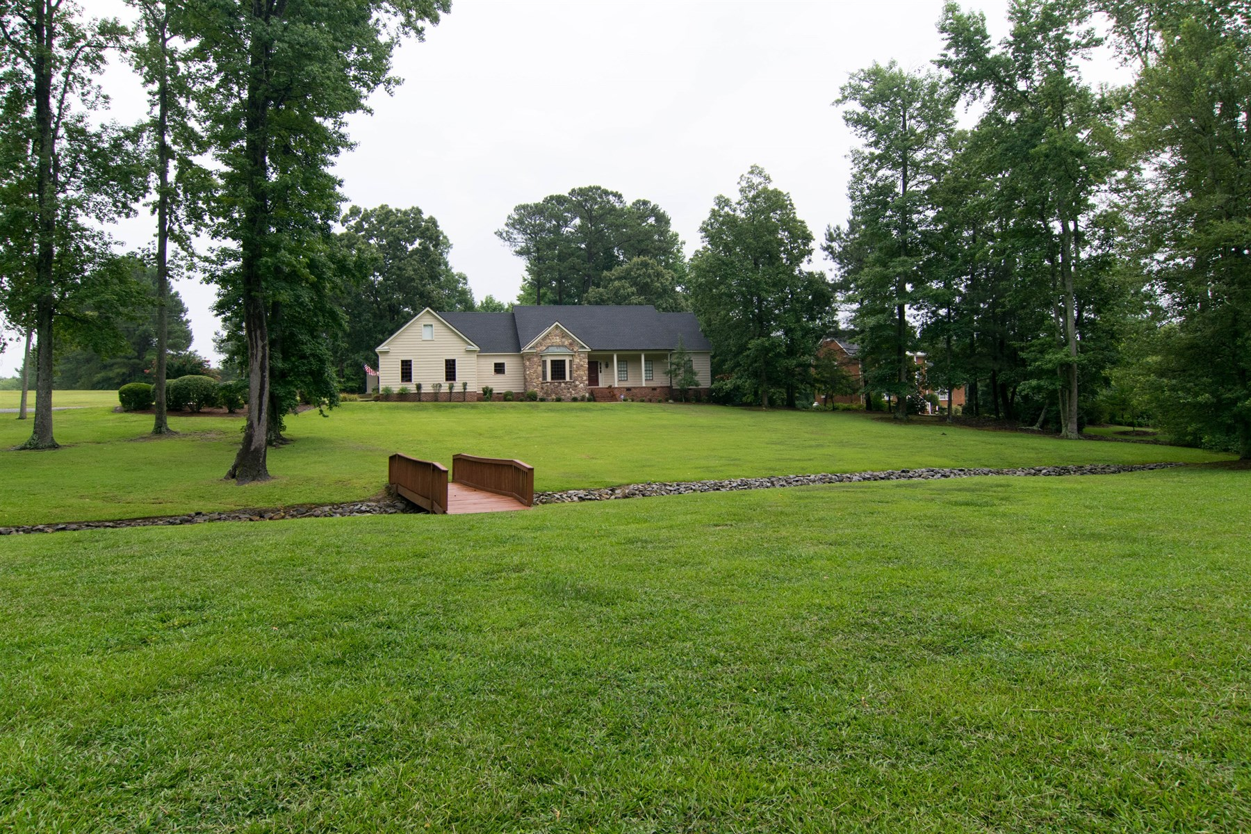 Single Family Home for Sale at Six Acre Gem 2616 NC 242 Hwy W Benson, North Carolina 27504 United StatesIn/Around: Raleigh
