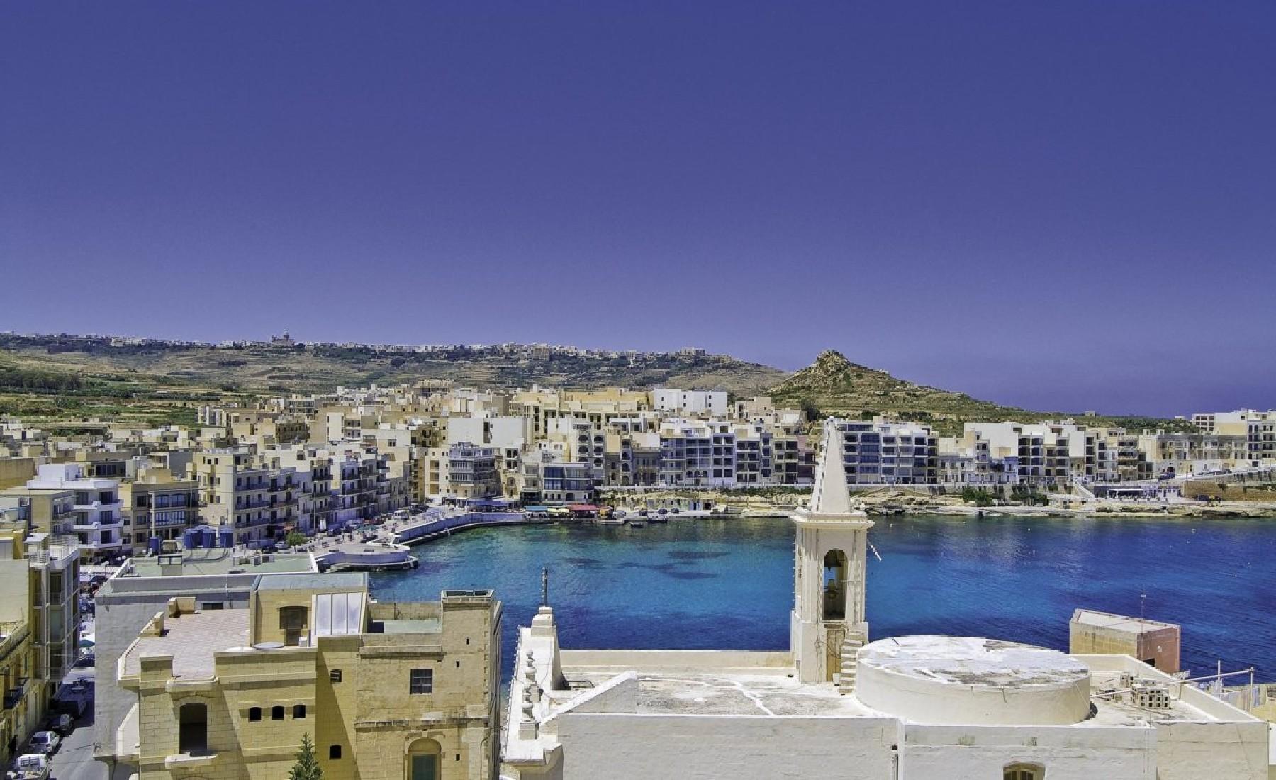 Malta property in Gozo-Island, Marsalforn