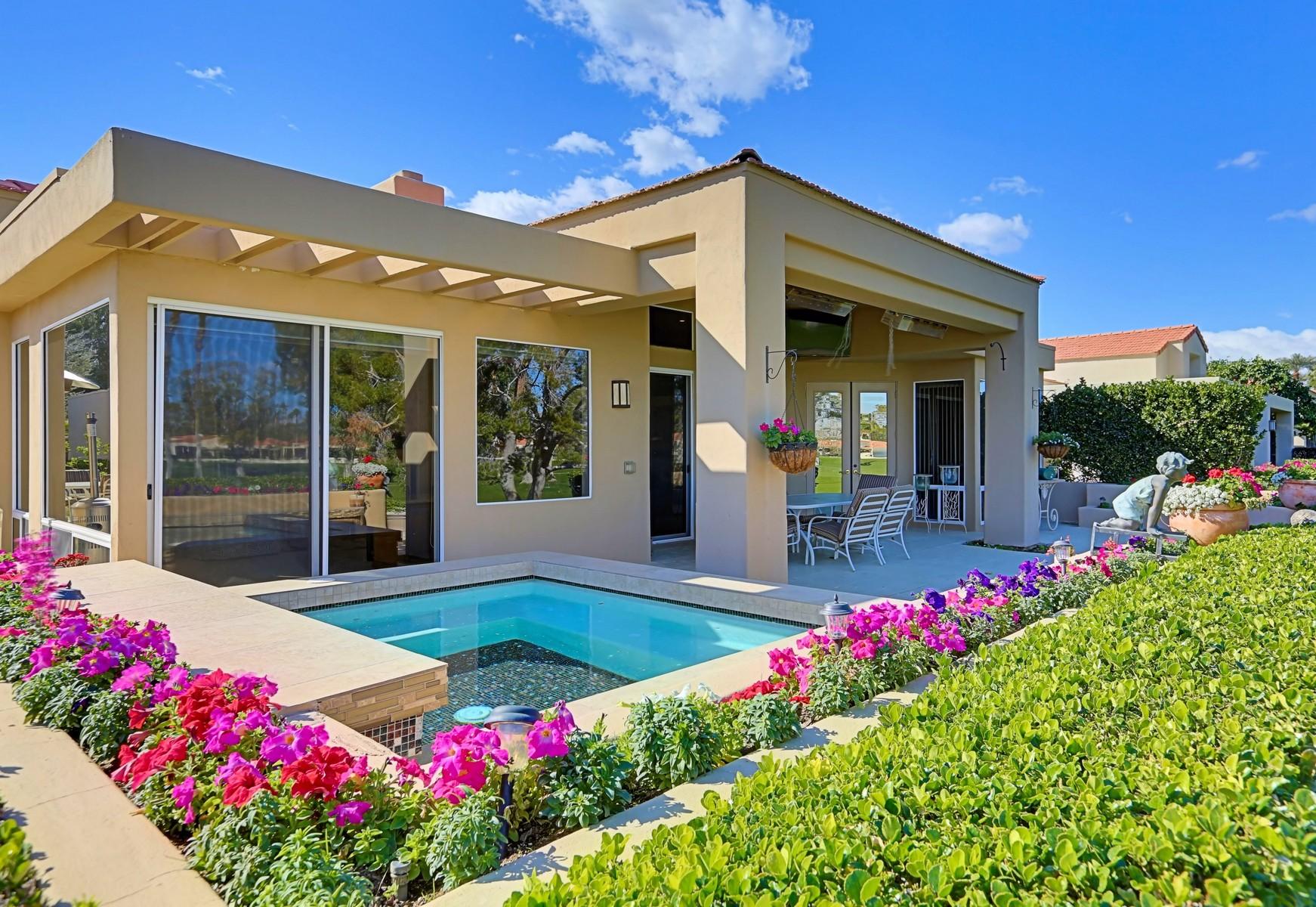 단독 가정 주택 용 매매 에 75354 St Andrews Court Indian Wells, 캘리포니아, 92210 미국