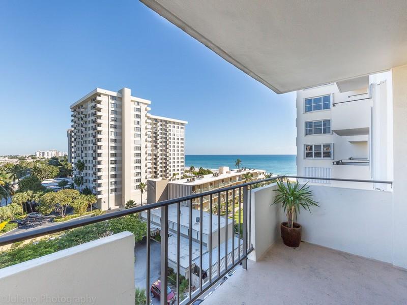Condominio por un Venta en Royal Coast 2000 S. Ocean Dr. #7M Lauderdale By The Sea, Florida 33062 Estados Unidos