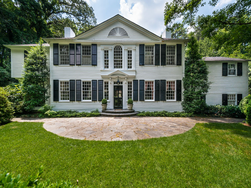 Property For Sale at Majestically Sited On 2.6 Acres In Tuxedo Park
