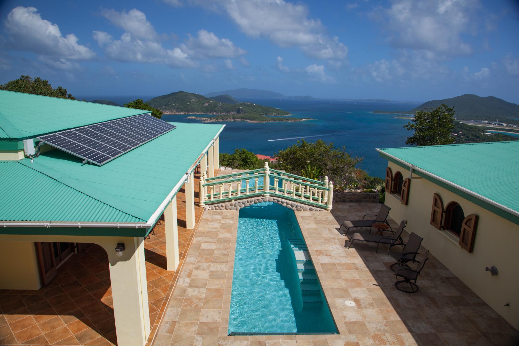 Tek Ailelik Ev için Satış at Hawk's Nest Other Tortola, Tortola Ingiliz Virgin Adalari
