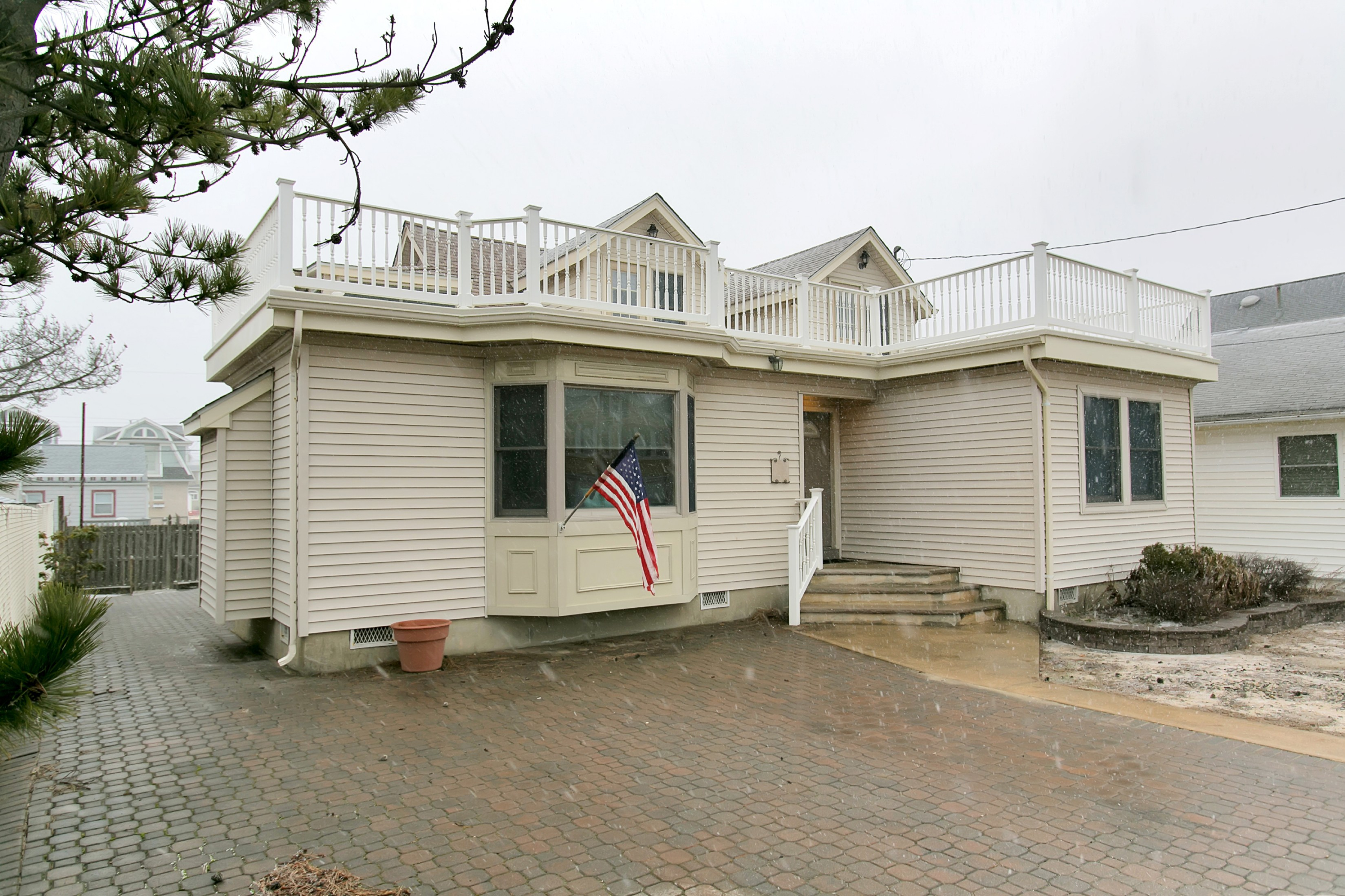 Single Family Home for Sale at Shore Colonial 69 First Ave Manasquan, New Jersey 08736 United States