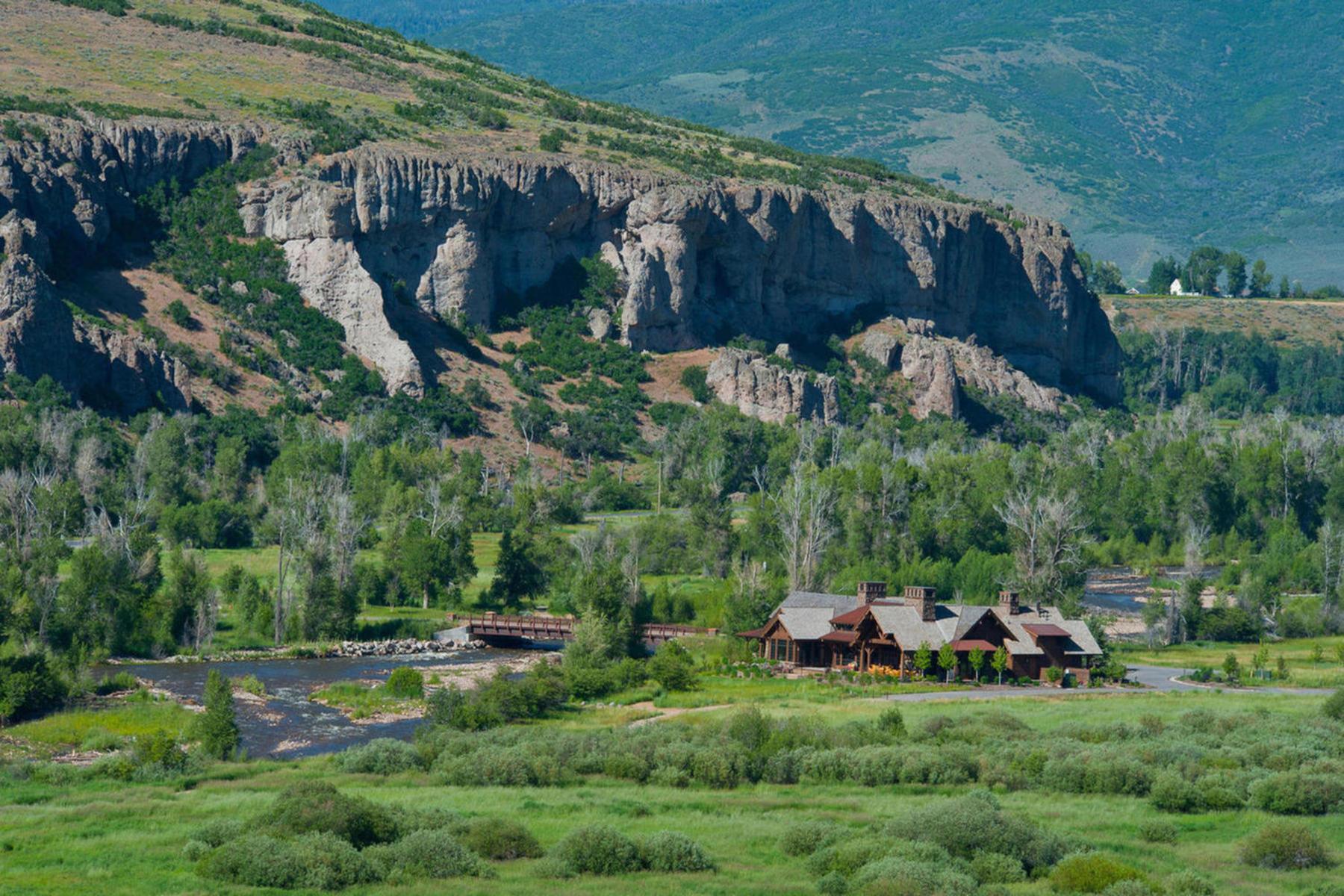 Terrain pour l Vente à Gorgeous Panoramic Views and Over an Acre at Victory Ranch 7305 E Moon Light Dr Lot 195 Heber City, Utah 84032 États-Unis