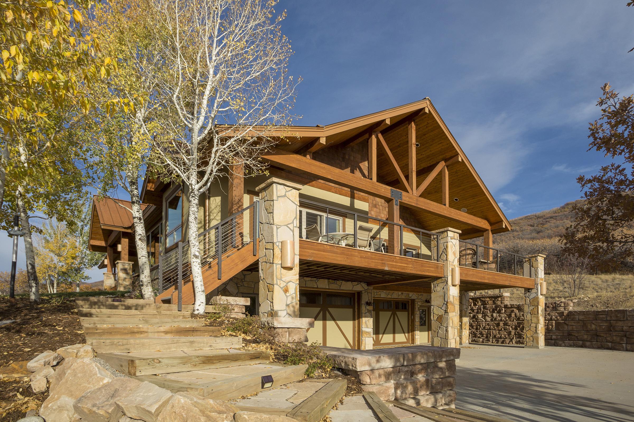 Maison unifamiliale pour l Vente à Deerwood Ranch Home 31485 Deerwood Ranch Rd Steamboat Springs, Colorado, 80487 États-Unis