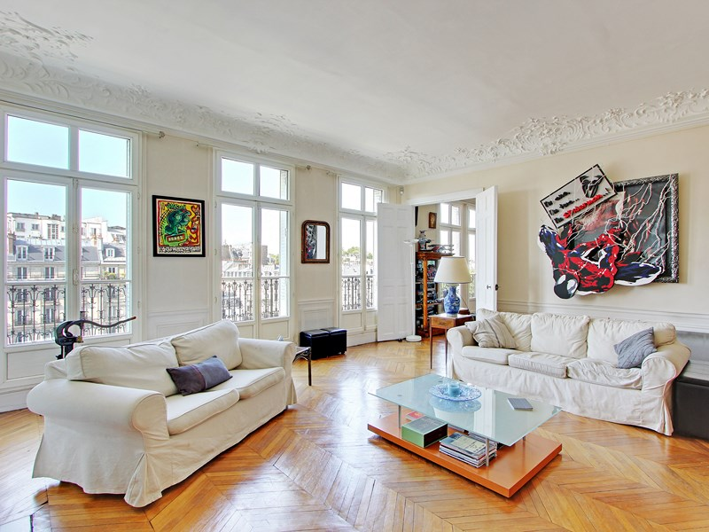Duplex for Sale at Duplex - Porte Maillot Neuilly, Ile-De-France 92200 France