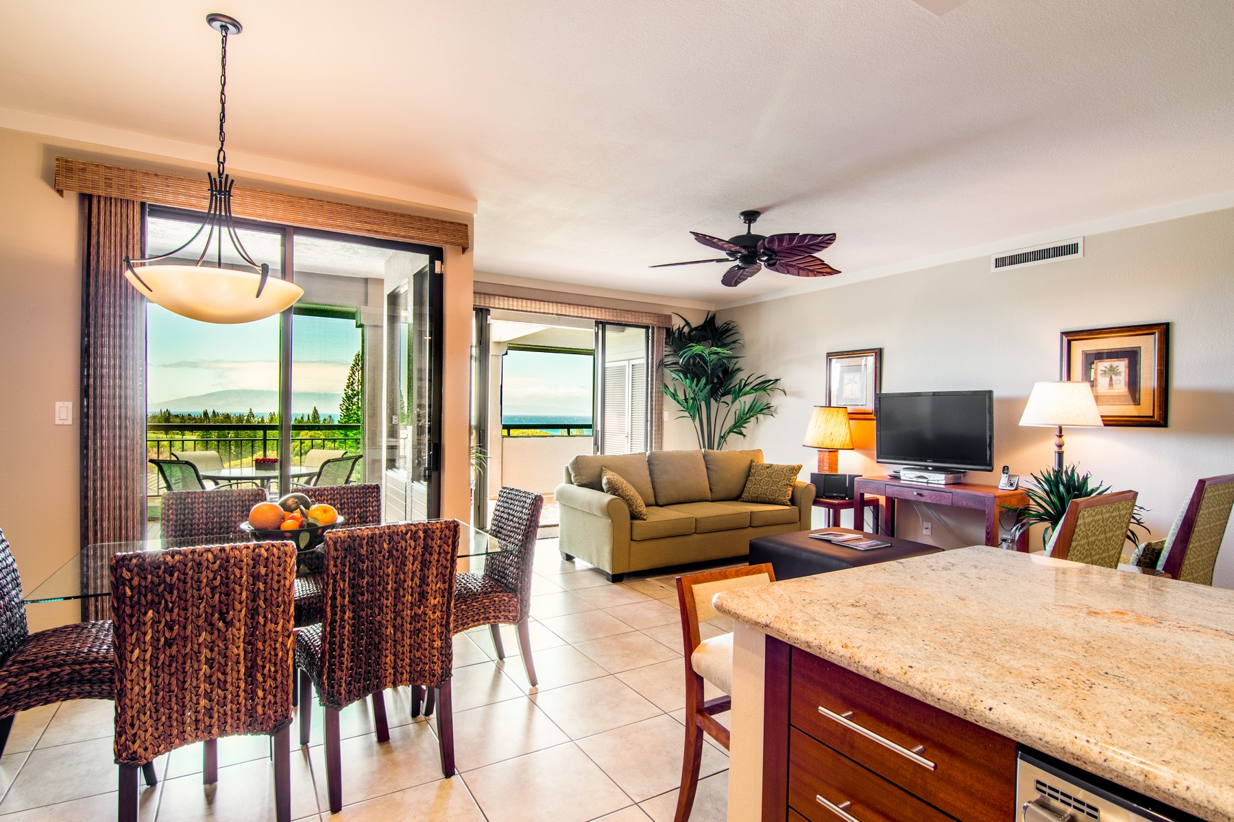 콘도미니엄 용 매매 에 Inspiring Golf Villa With Expansive Views 500 Kapalua Drive, Golf Villas 19T6, 7 Kapalua, 하와이, 96761 미국