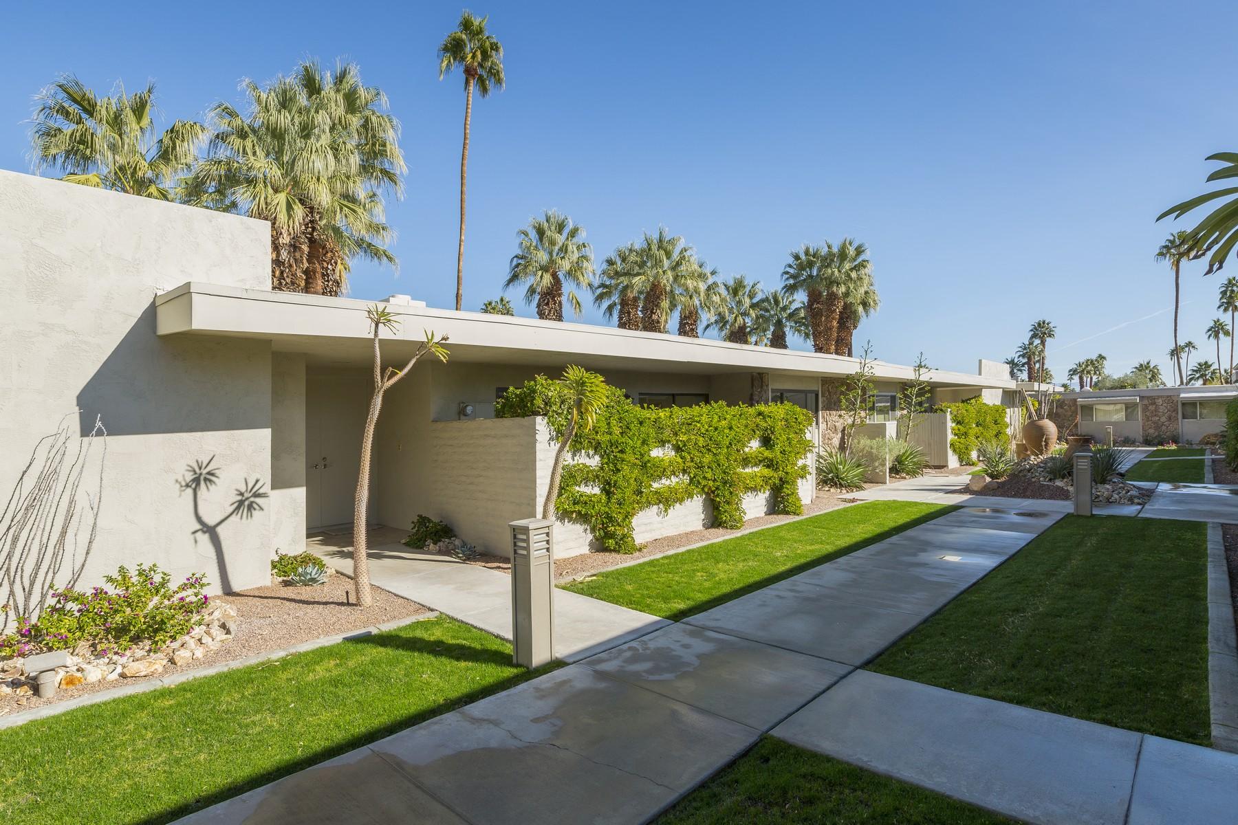 Кооперативная квартира для того Продажа на 555 West Baristo Road #7 Palm Springs, Калифорния, 92262 Соединенные Штаты