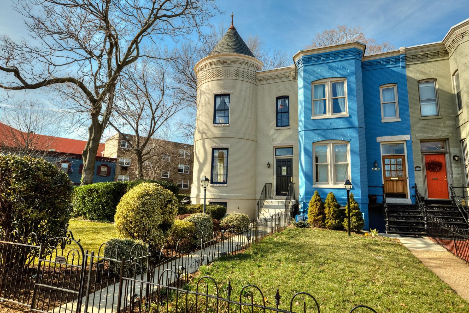 rentals property at 300 North Carolina Avenue Se SE, Washington