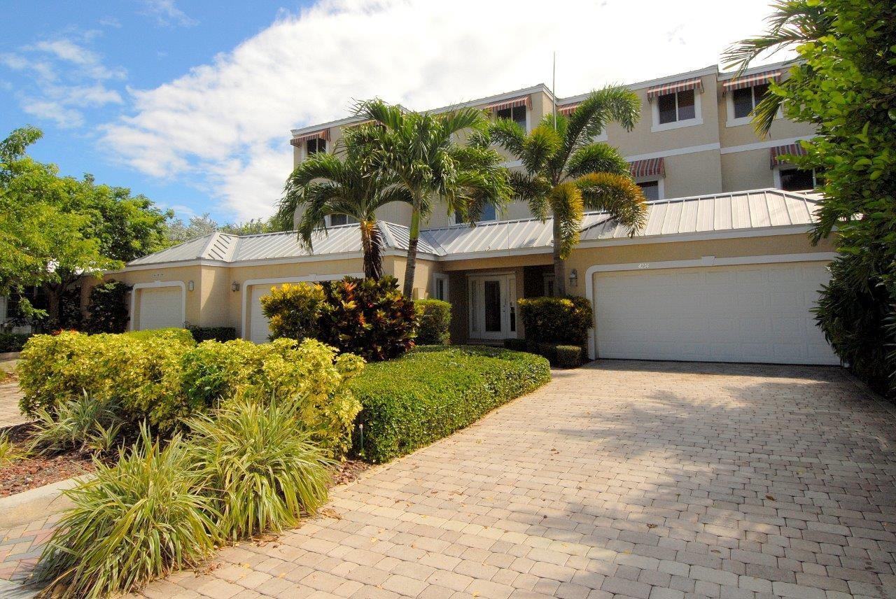 Casa Unifamiliar Adosada por un Venta en 4214 Sea Grape Dr. Fort Lauderdale, Florida 33308 Estados Unidos