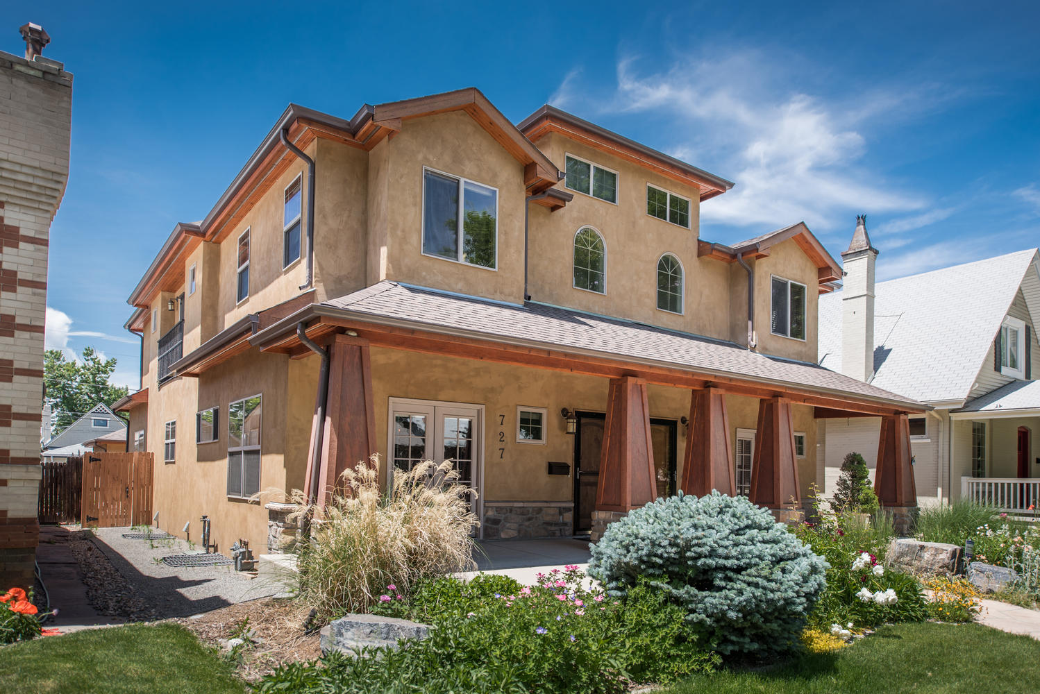 Duplex for Sale at Light & Bright Wash Park Duplex with Great Outdoor Space! 725 South Emerson Street Denver, Colorado, 80209 United States