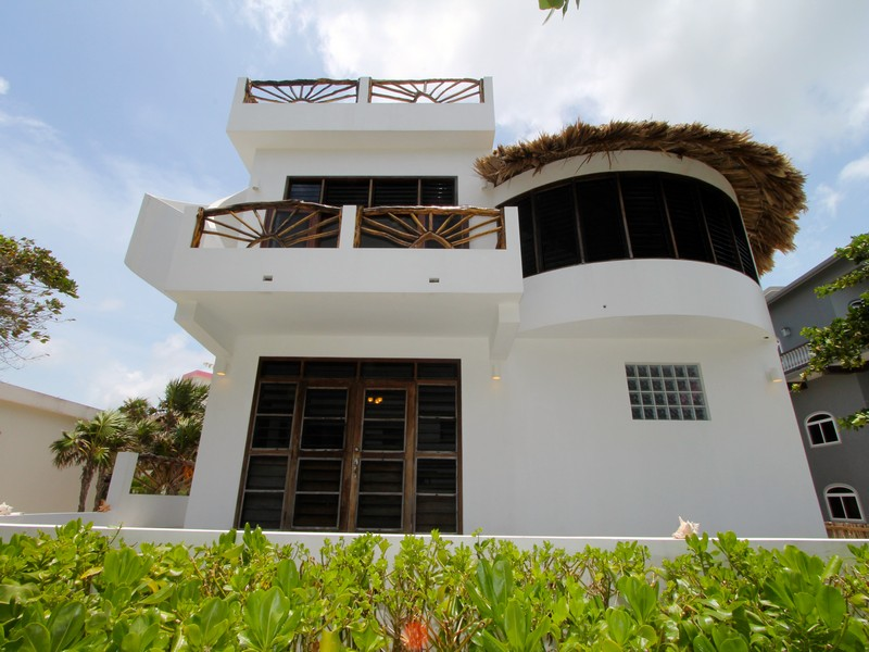 Single Family Home for Sale at Casa B'Alam San Pedro Town, Ambergris Caye, Belize