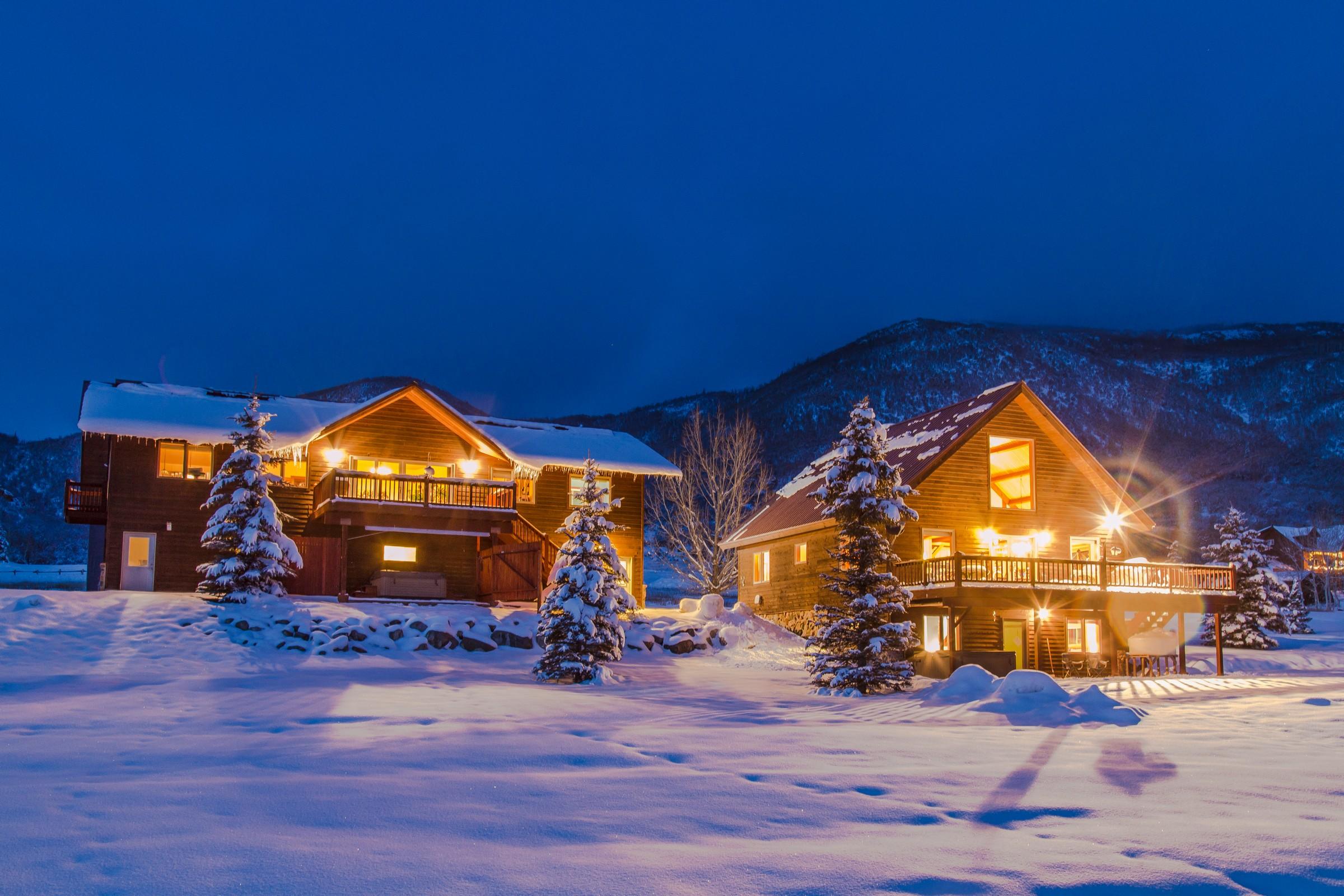 Maison unifamiliale pour l Vente à Elk River Estates 29625 Elk View Drive Steamboat Springs, Colorado, 80487 États-Unis
