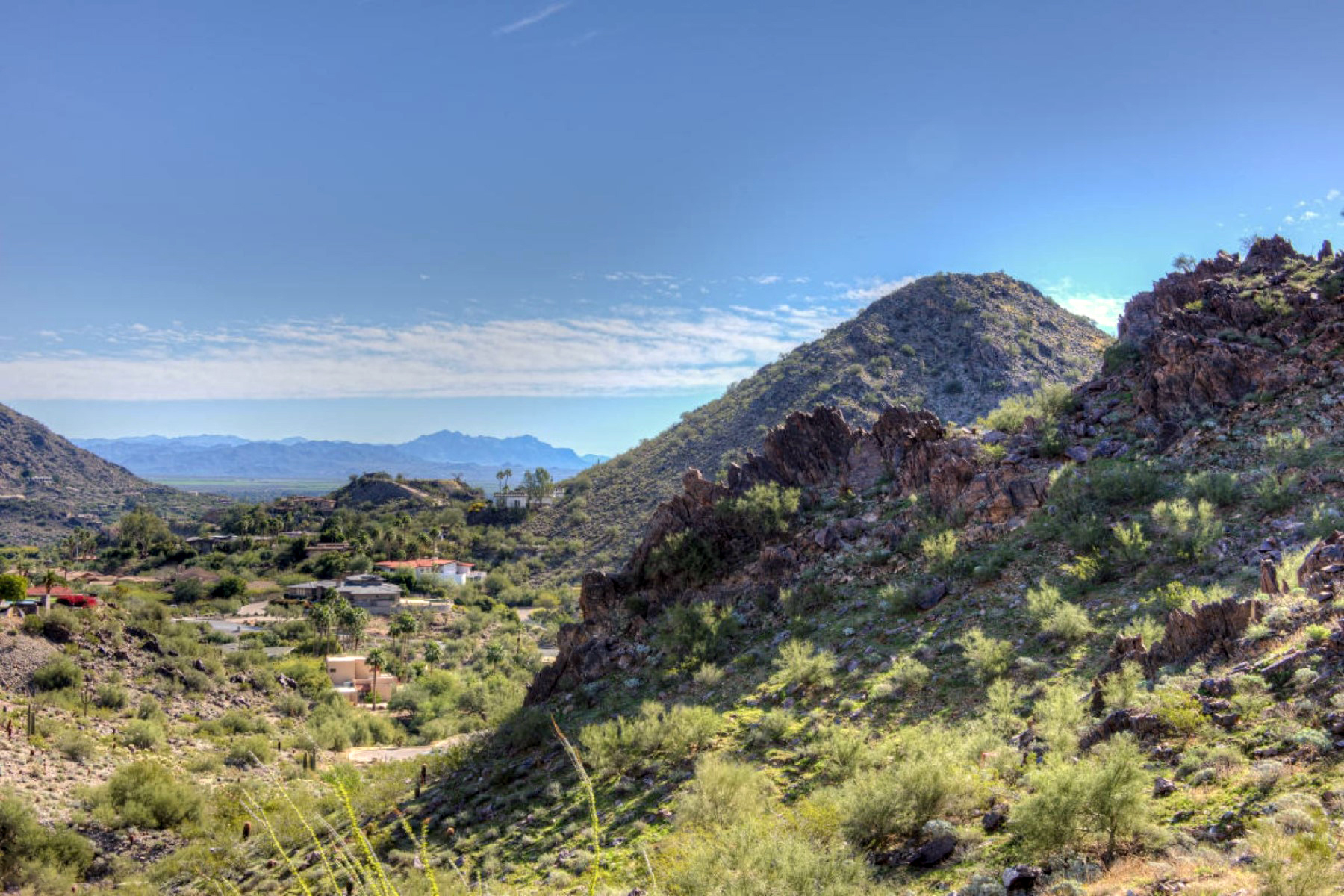 Terreno para Venda às Estate Size 1.57 Acre Homesite in The Prestigious Community of Crown Canyon 7236 N 40th Street #8 Paradise Valley, Arizona 85253 Estados Unidos
