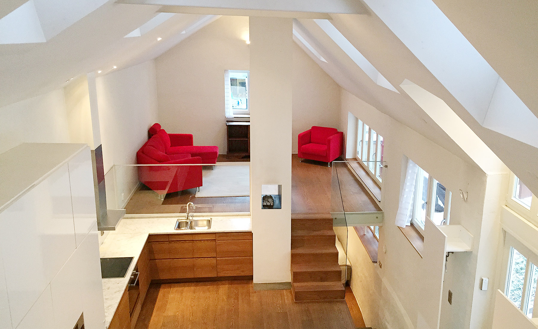 Property For Sale at Detached villa in downtown Stockholm