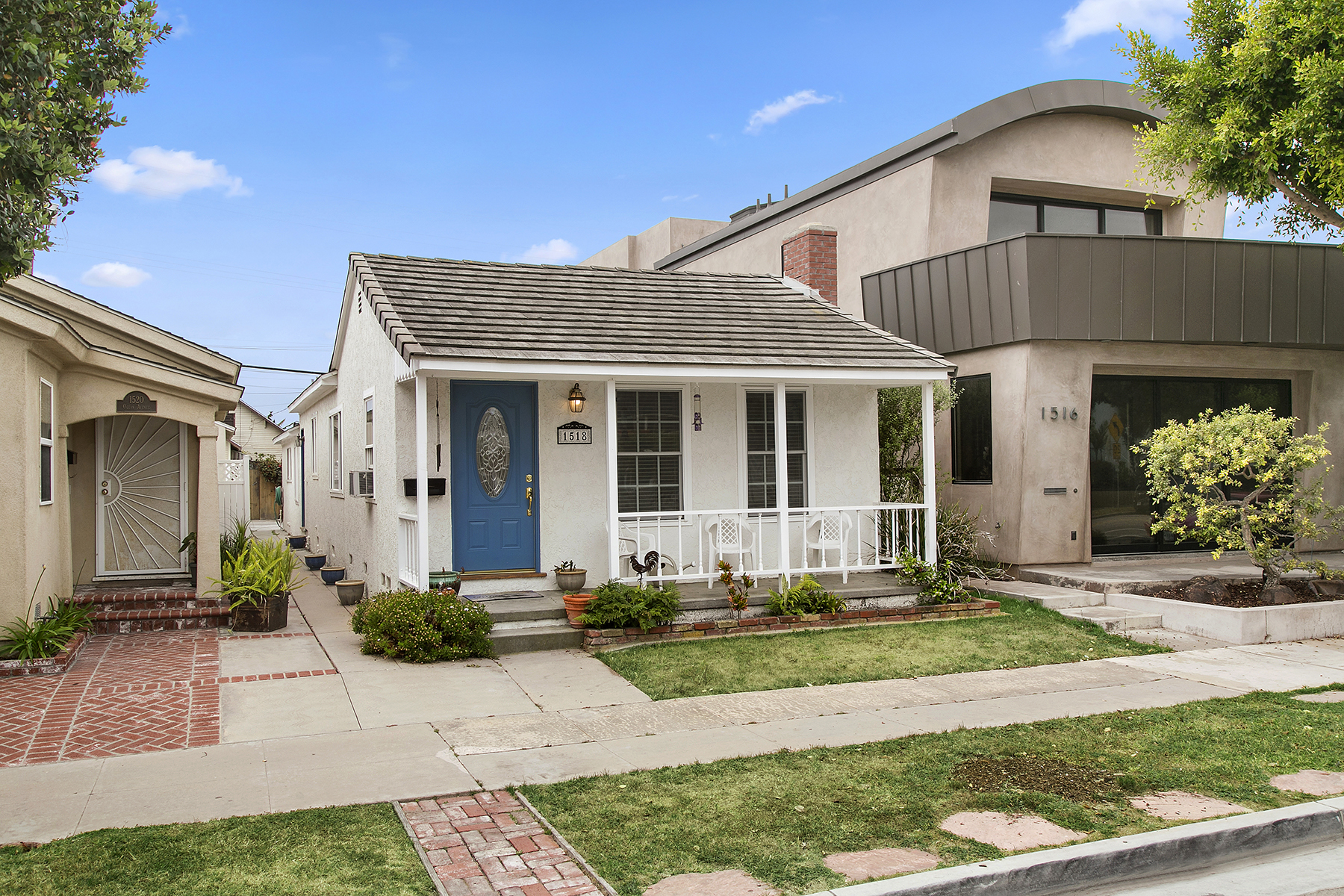 Single Family Home for Sale at 1518 Ocean Avenue Seal Beach, California 90740 United States