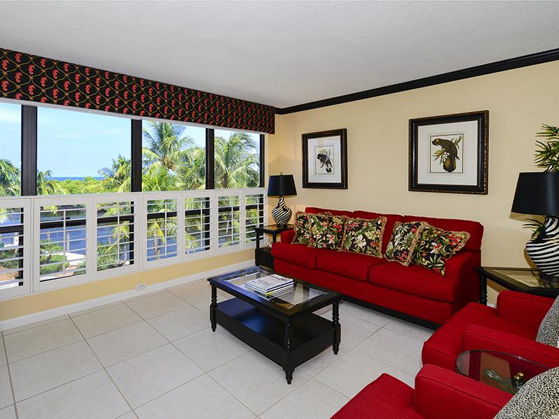 콘도미니엄 용 매매 에 Yachtsman's Admiral Suite at Ocean Reef 650 Beach Road Admiral Suite 3A Ocean Reef Community, Key Largo, 플로리다 33037 미국