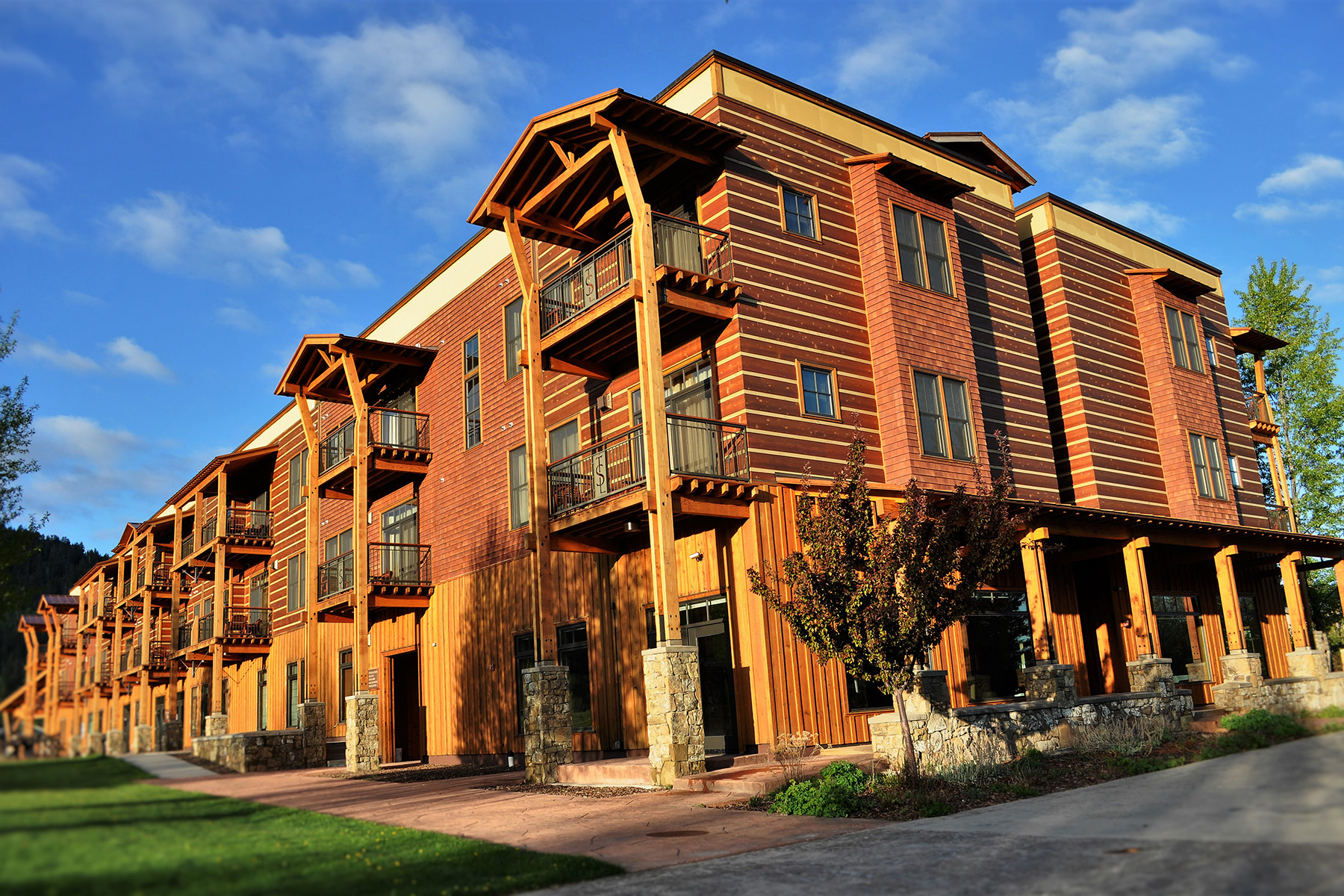 sales property at Luxury Boutique Condo Teton Springs