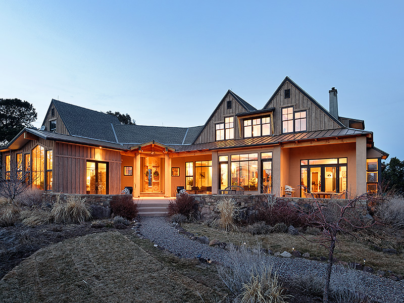 Single Family Home for Sale at Elegance, Privacy & Views in Stirling Ranch Carbondale, Colorado 81623 United States