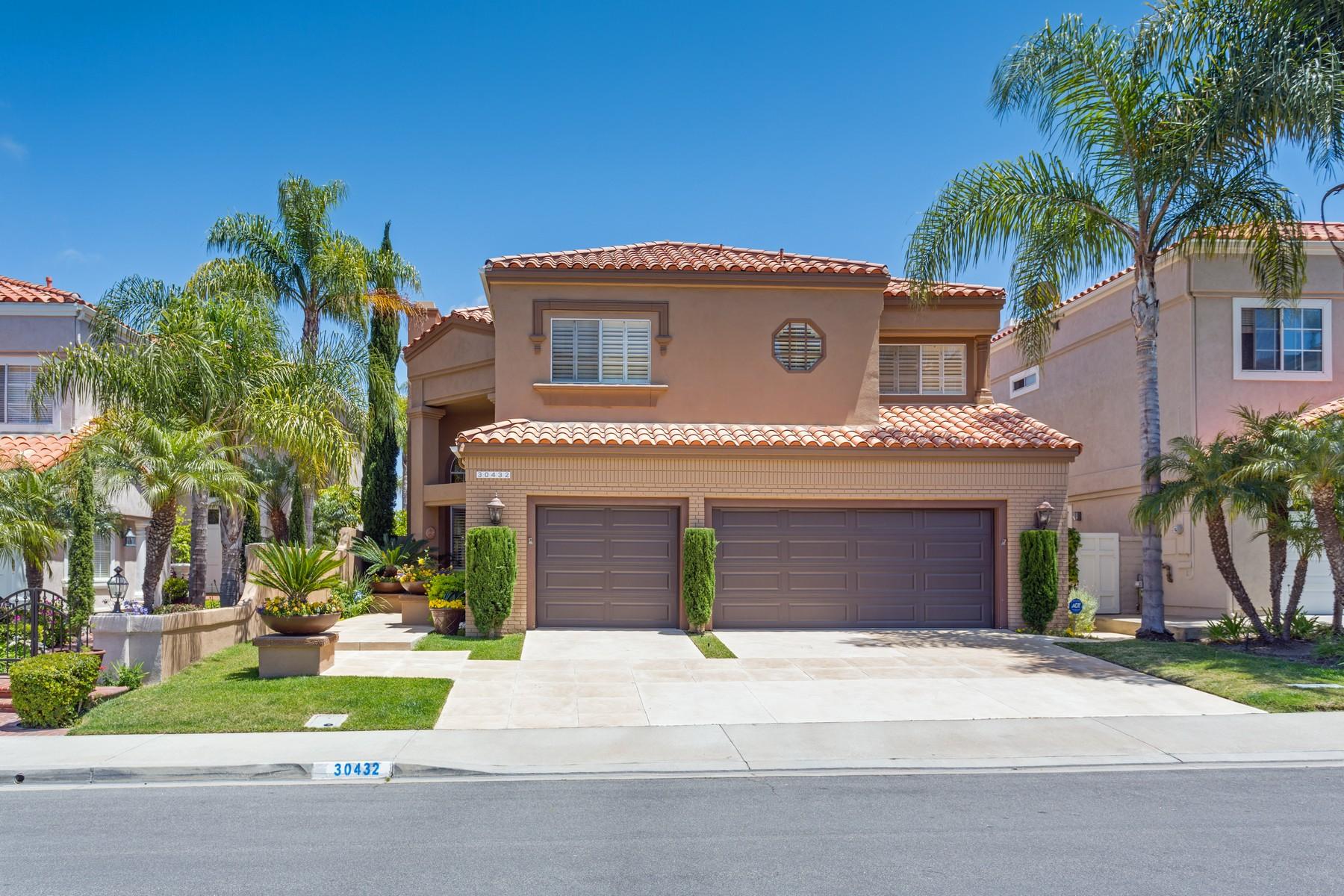 Casa Unifamiliar por un Venta en 30432 La Vue Laguna Niguel, California 92677 Estados Unidos