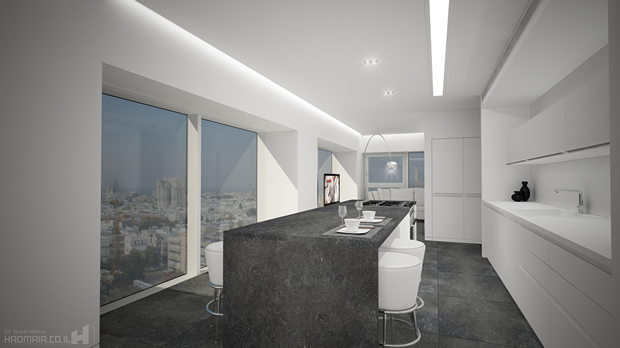 Property For Sale at Never Experienced Before Luxury in the Heart of Tel Aviv