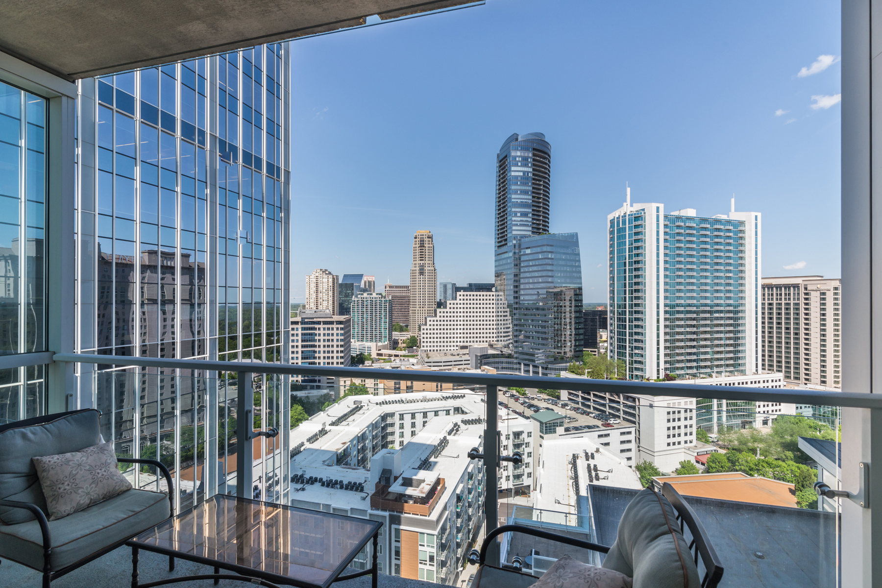 Condominium for Sale at Amazing Buckhead Views 3325 Piedmont Road #1801 Atlanta, Georgia 30305 United States