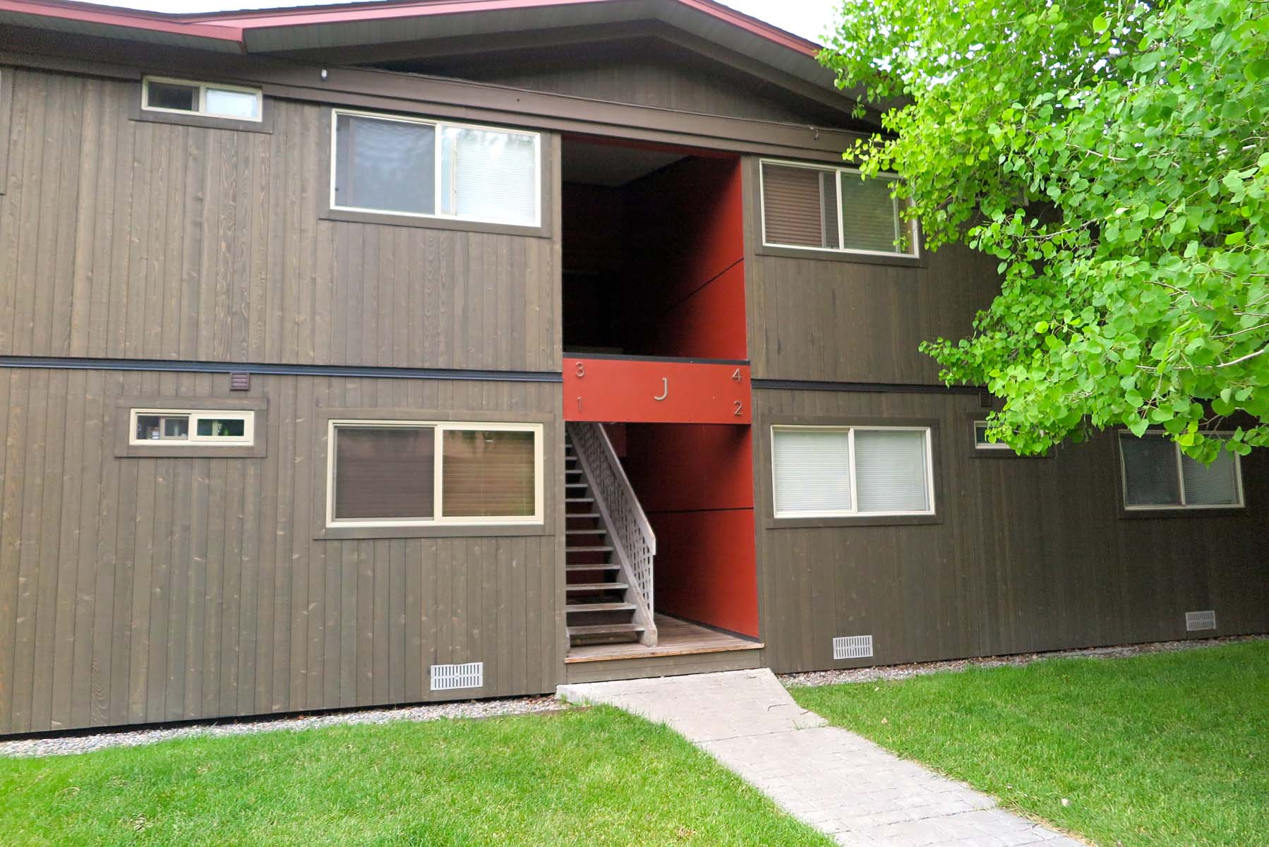 sales property at 2 bedroom condo in Jackson Hole