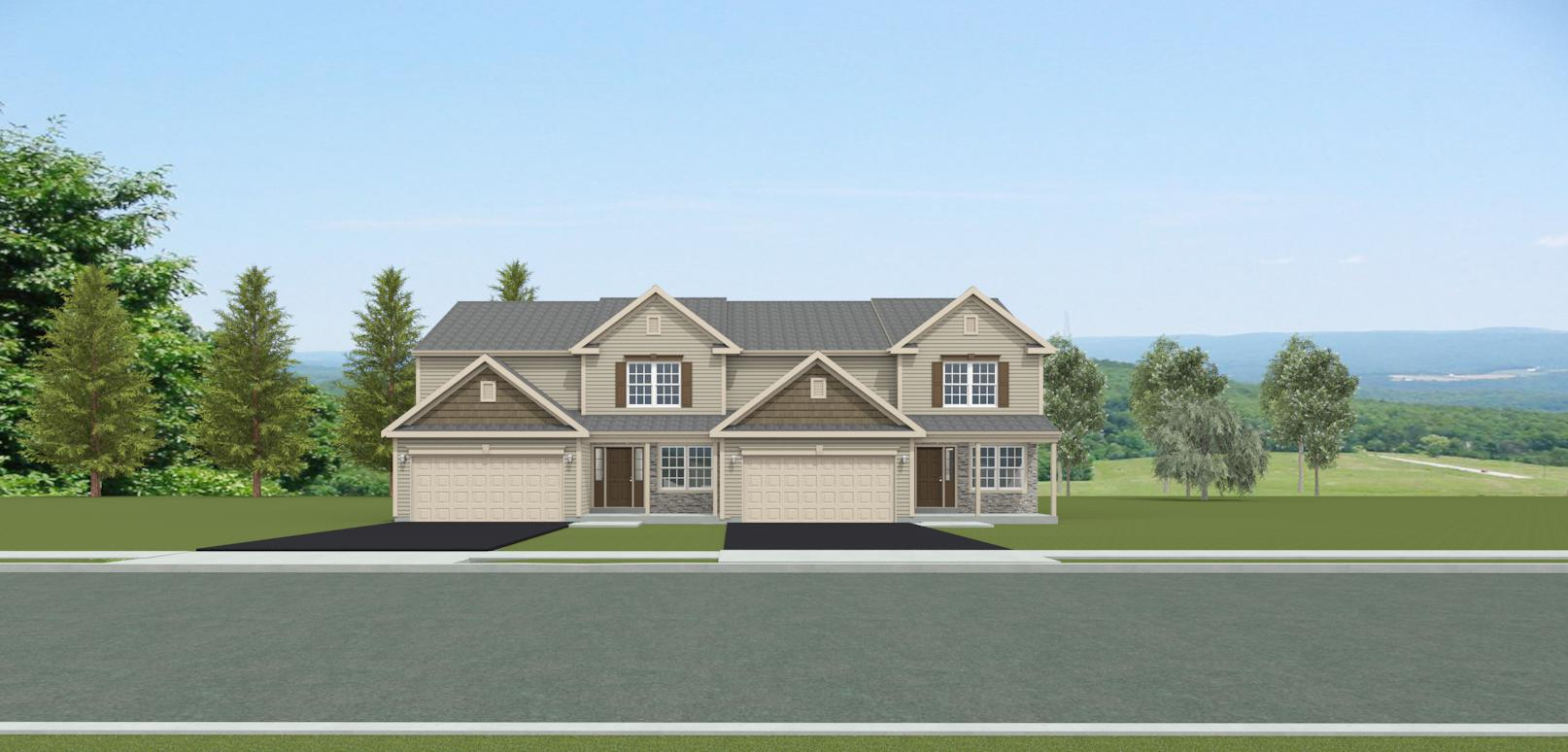 Single Family Home for Sale at Vills At Featherton 26 Canvasback Lane Lot 36 Elizabethtown, Pennsylvania 17022 United States