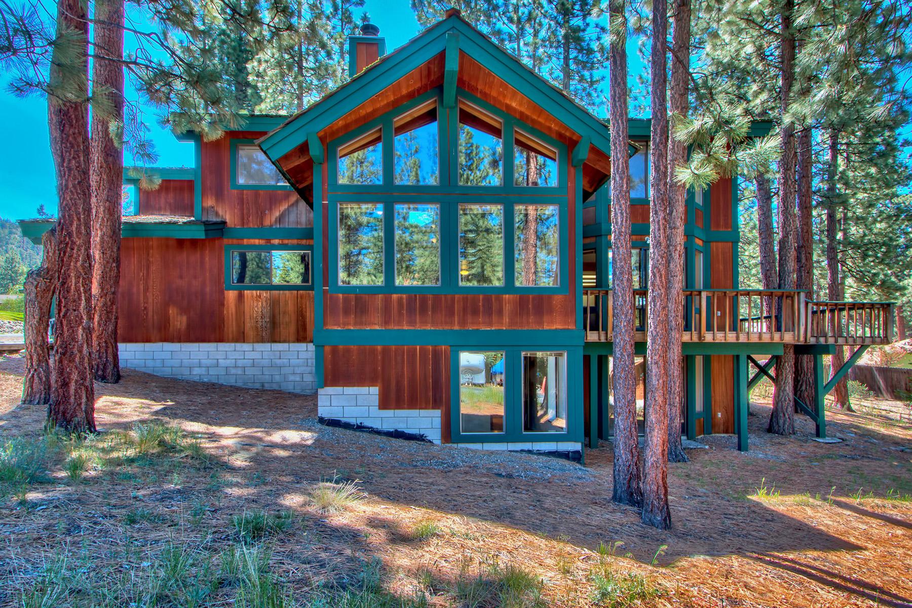단독 가정 주택 용 매매 에 292 Paiute Drive Zephyr Cove, 네바다 89448 미국