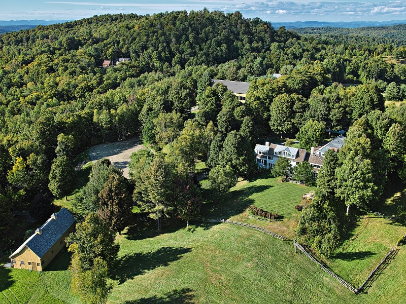 Farm / Ranch / Plantation for Sale at The Ridge Farm 234 Hidden Ridge Farm Woodstock, Vermont 05091 United States